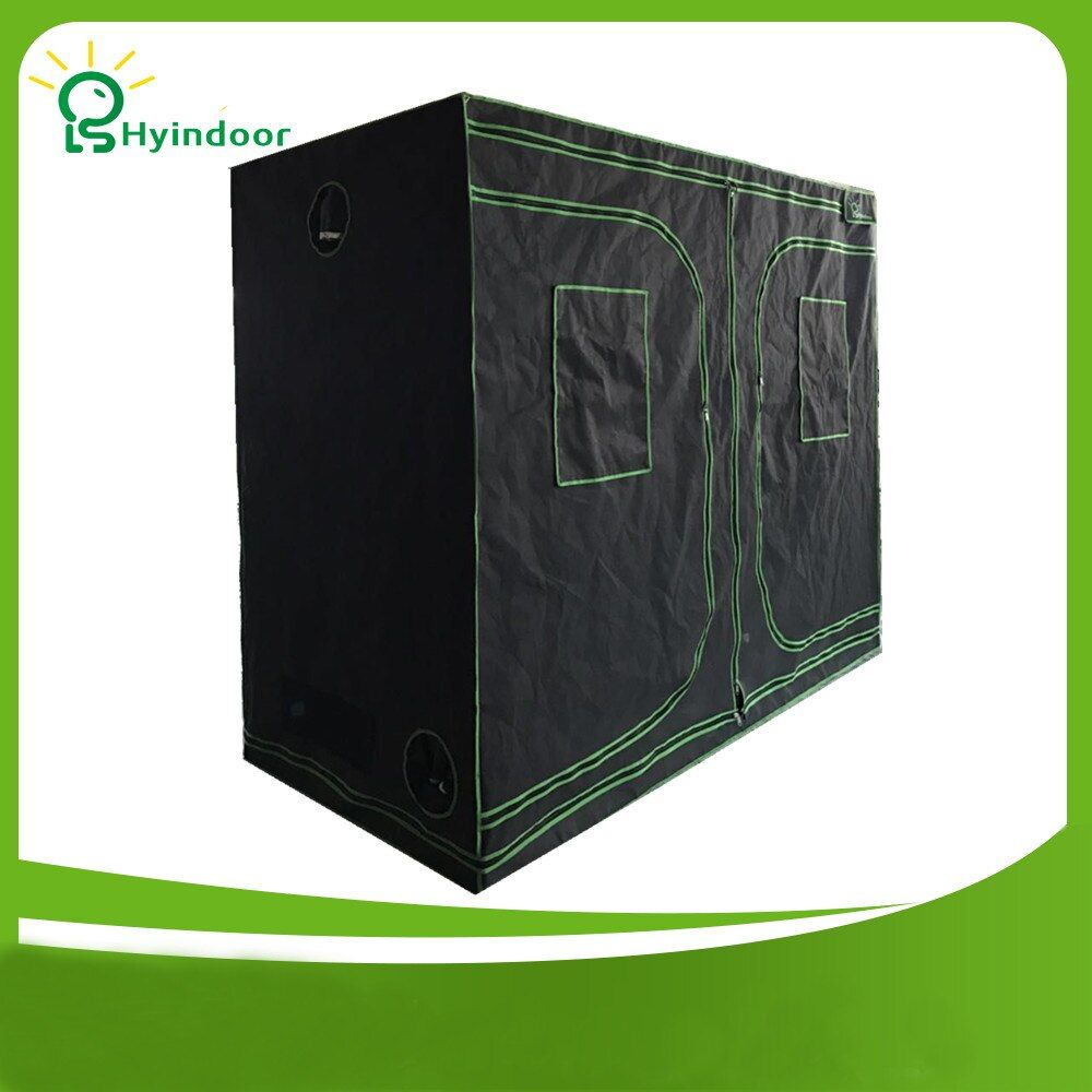 Garden Supplies Greenhous Aluminium Frame 240*120*200(96*48*78 Inches)mylar grow tent hydroponics greenhouses for garden