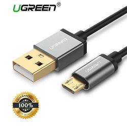 Ugreen Micro USB Câble 2A Charge Rapide USB Câble de Données pour Samsung Xiaomi Tablet Android USB De Charge Cordon Microusb Chargeur câble