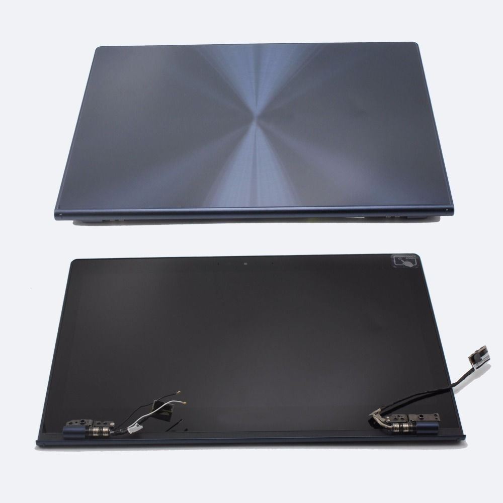 2560x1440 Full LCD Screen Display Back Cover Hinges Replacement Touch Digitizer Assembly for ASUS ZENBOOK UX301 UX301L UX301LA