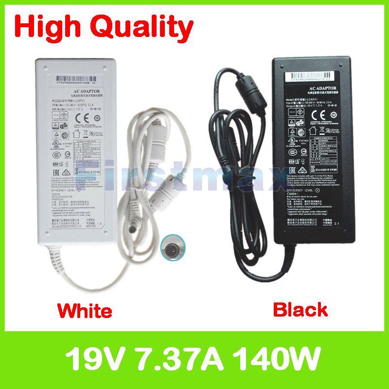 19V 7.37A 140W LCAP31 ac power adapter charger for LG 34UM94 34UM95 34YM95C 34UM94-PD 34UM95-P 34-Inch Ultra Wide Monitor LED