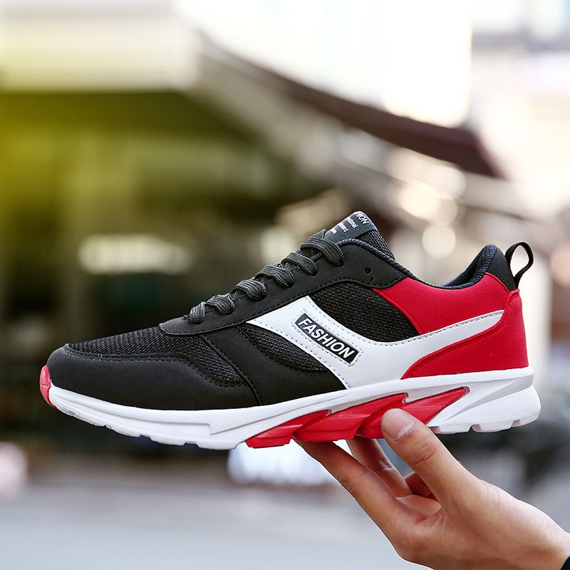 2017 New Arrival <font><b>Couples</b></font> Athletic Shoes Black Blue Original Sneakers Autumn Men Outdoor Running Shoes Sport Trainers