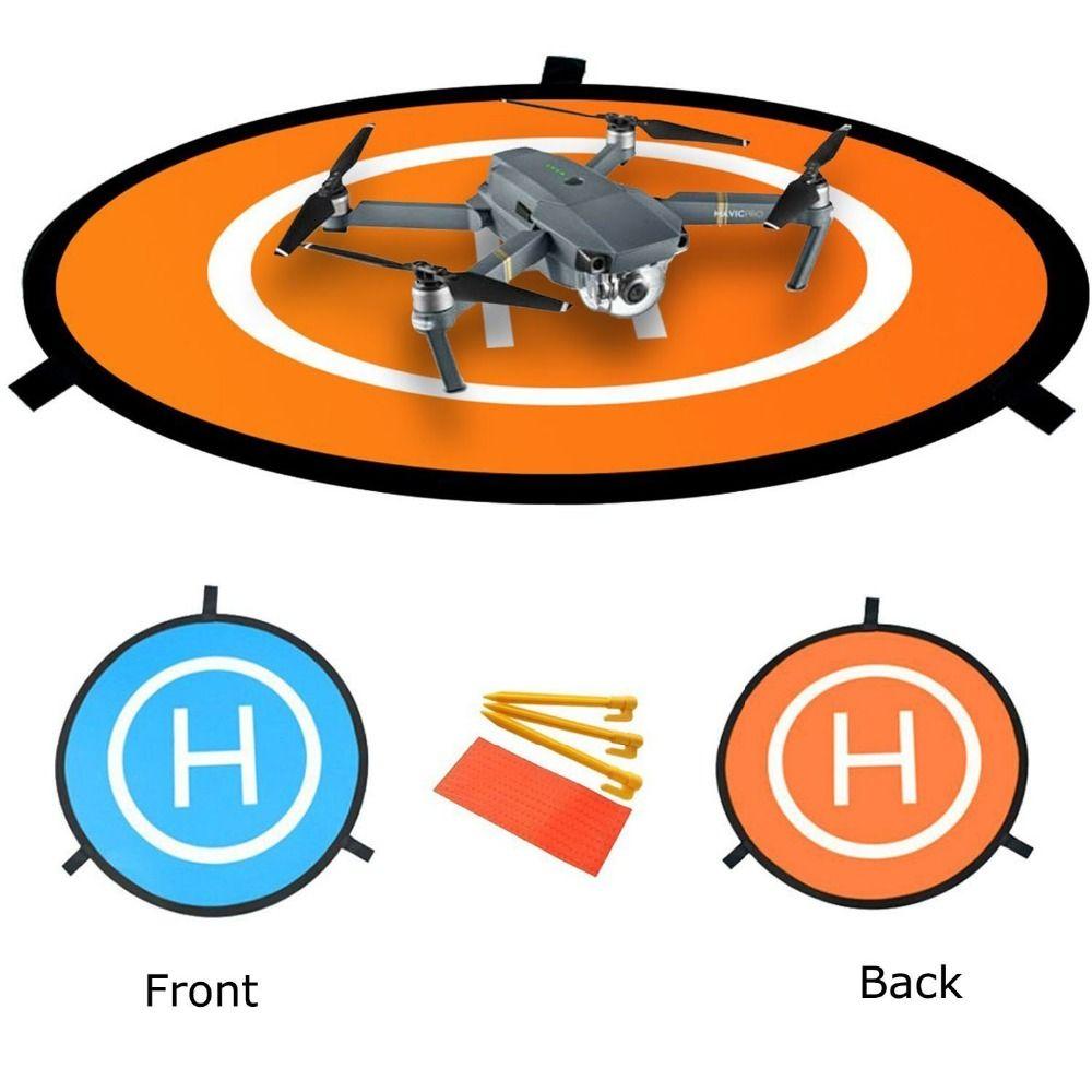 Easttowest  Portable Fast-fold 75CM Drone Landing Pad For DJI Mavic Pro Spark Phantom 2 3 4 Drone Quadcopter