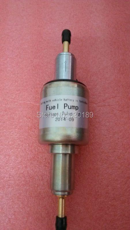 Fuel pump for 2Kw 5KW 12V air heater in diesel truck, boat, bus, caravan ship car! Webasto air top 2000 5000, Eberspacher D2 /D4