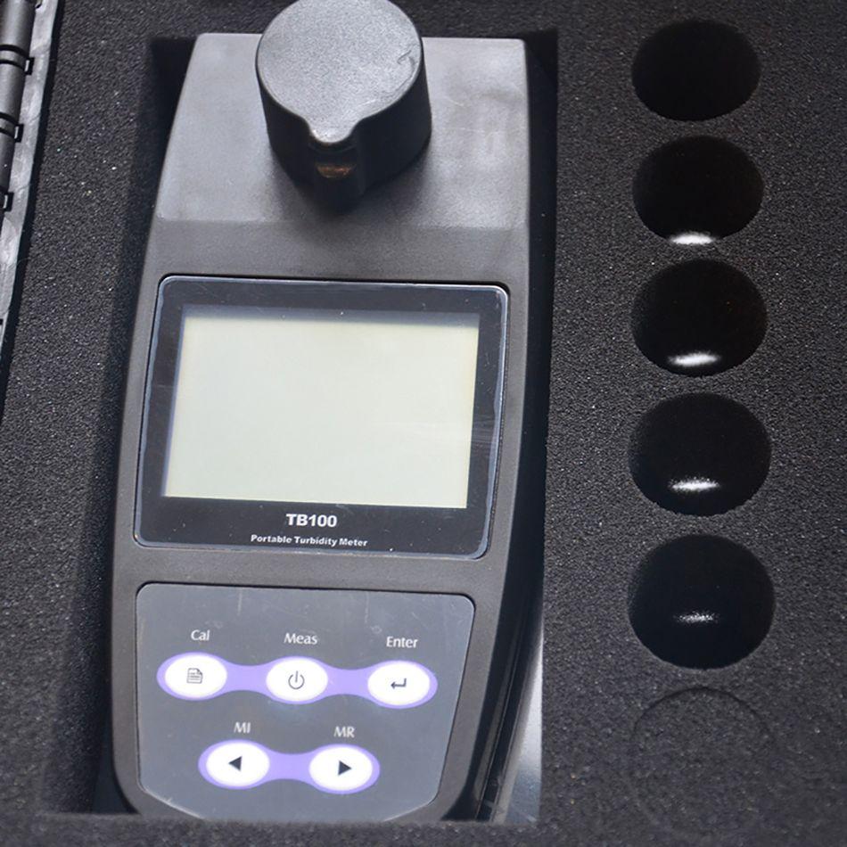 BANTE TB100 Tragbare Turbidimeter trübung meter Tester analyzer USB DATEN 2 ~ 5 punkte cal wählbar