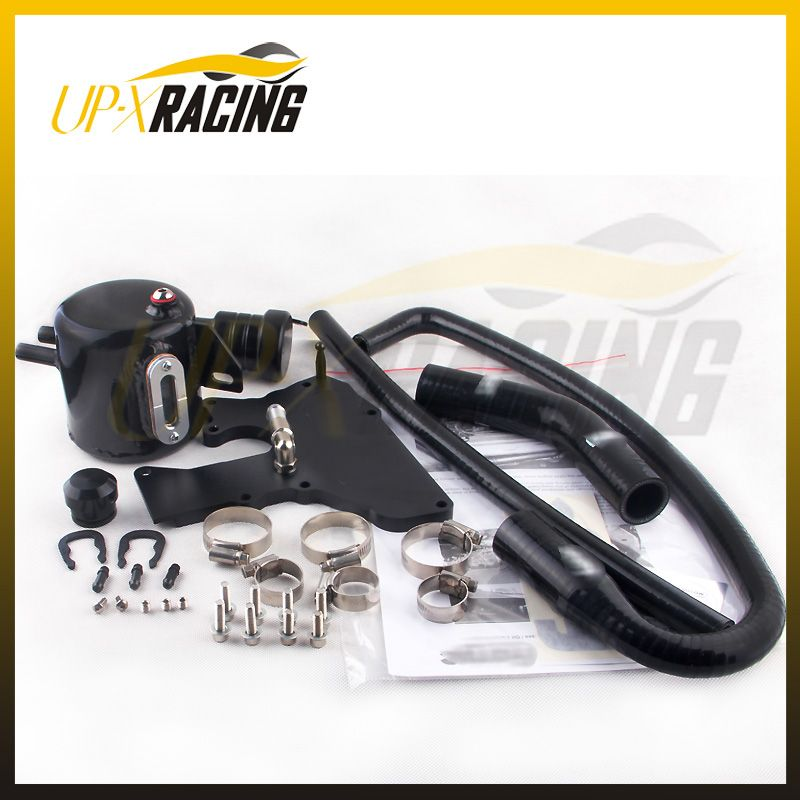 universal Oil Catch Can Kit Oil catch tank kits For VAG 2.0TFSI Engines fuel tank 2L oil car
