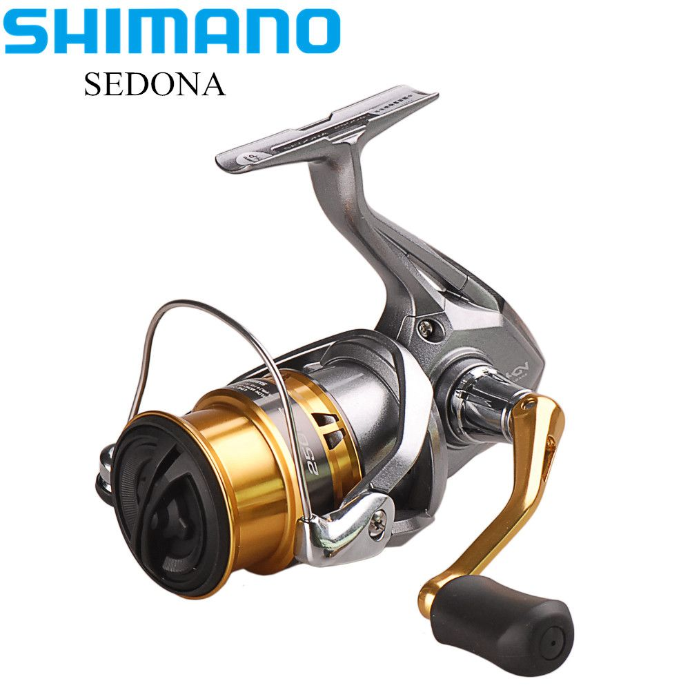 SHIMANO SEDONA C2000S/C2000HGS/2500S/2500HG/C3000HG Spinning Fishing Reel 4BBHagane Gear Carretilha Moulinet Peche Carrete Pesca