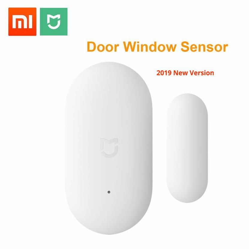 2019 Xiaomi door Window Sensor Intelligent Mini Door Sensor Pocket Size Smart Home Automatic control by Xiaomi Smart mi Home App