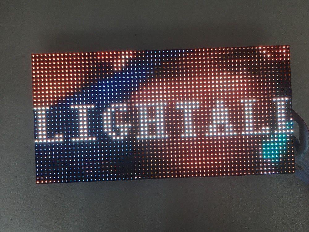 64x32 intérieur rvb hd p5 module à led intérieur mur vidéo de haute qualité P2.5 P3 P4 P5 P6 P7.62 P8 P10 RGB module affichage polychrome
