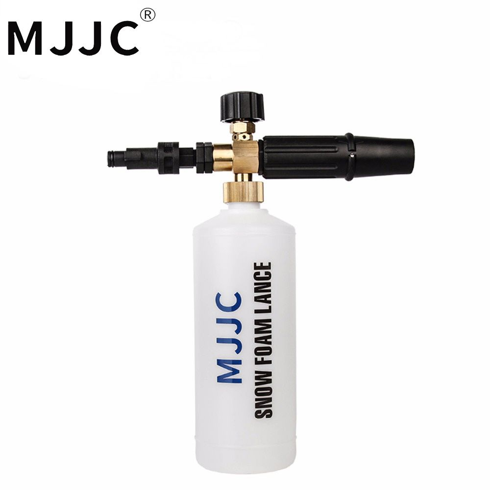 MJJC Brand with High Quality Snow Foam Lance Faip Pressure Washer old type like aquatak 10, 100, 150
