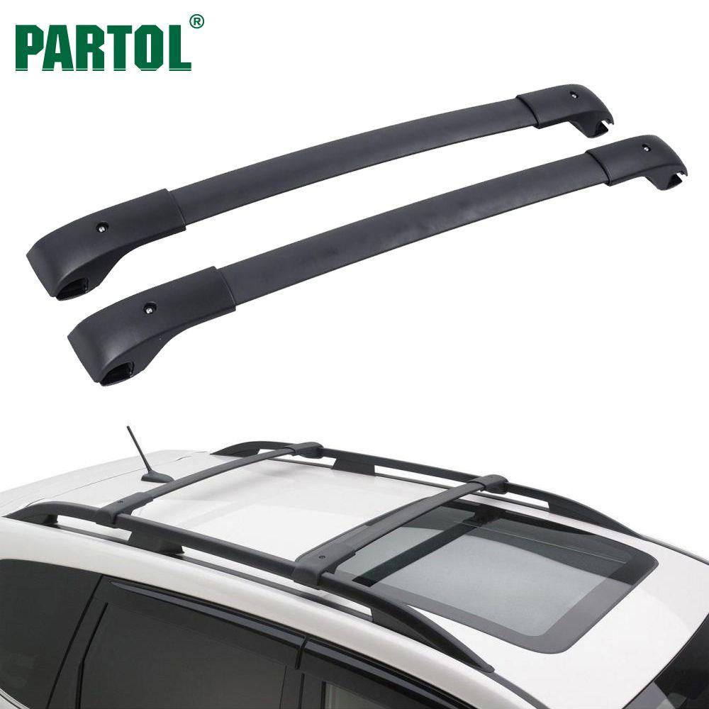 Partol Matt на крышу автомобиля поперечные ригелей для Subaru XV crossstrek 2013-2017 с регулируемыми баров и 68 кг/150lbs Ёмкость