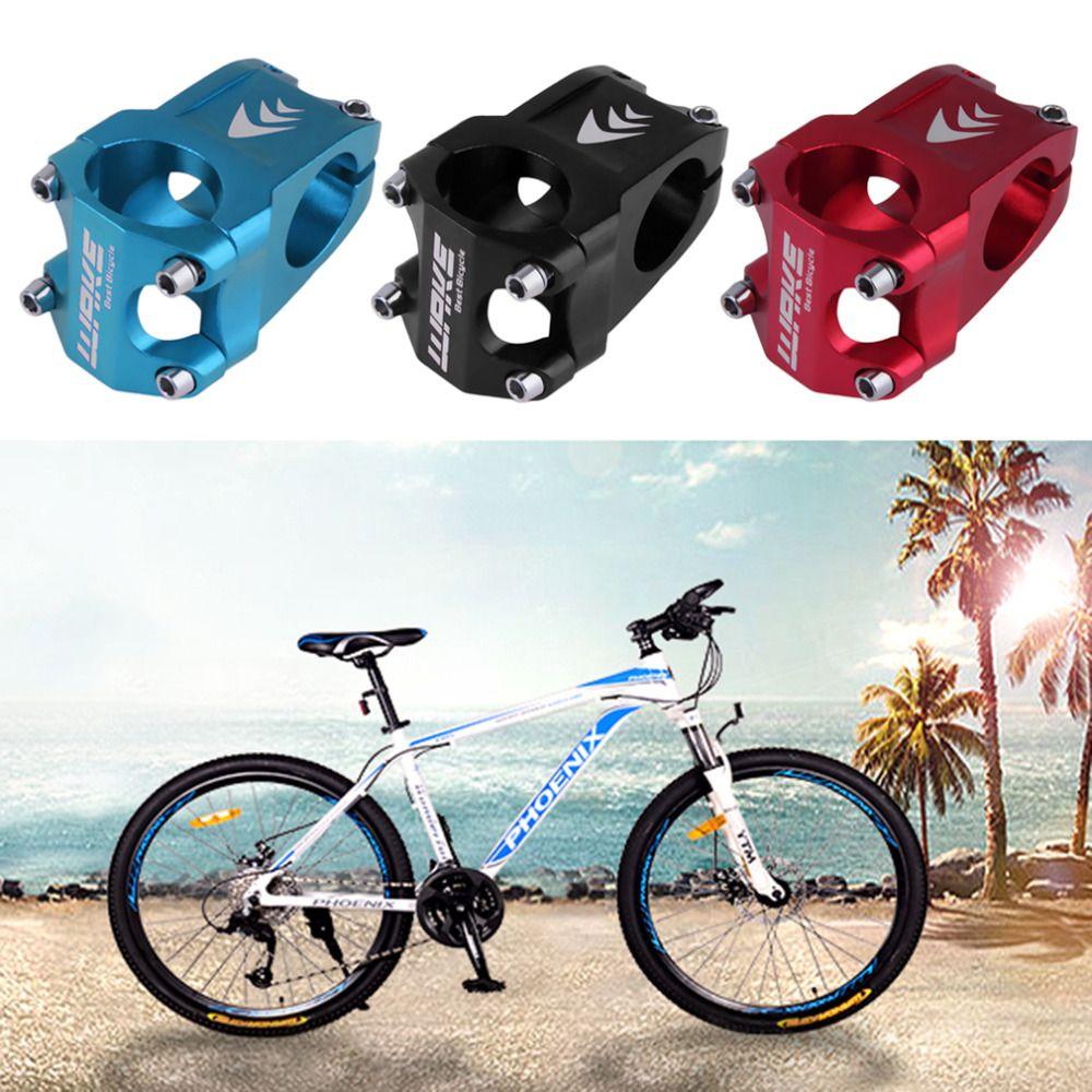 31,8mm hochfesten Aluminium-legierung Fahrrad Vorbau Rennrad MTB Mtb Vorbau Fahrradteile Lenker Vorbau kostenloser verschiffen