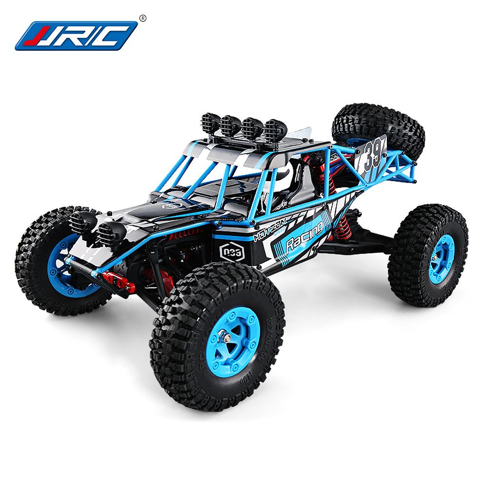 Original JJRC Q39 HIGHLANDER RC Desert Truck RTR 35km/H+ Fast Speed Short-Course Remote Control Cars Toy Gift Off-Road Vehicle