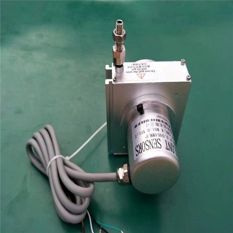 MPS-S-1000-P 1000 puls ausgang 1000mm-6000mm palette Draht seil sensor encoder Kabel sensor