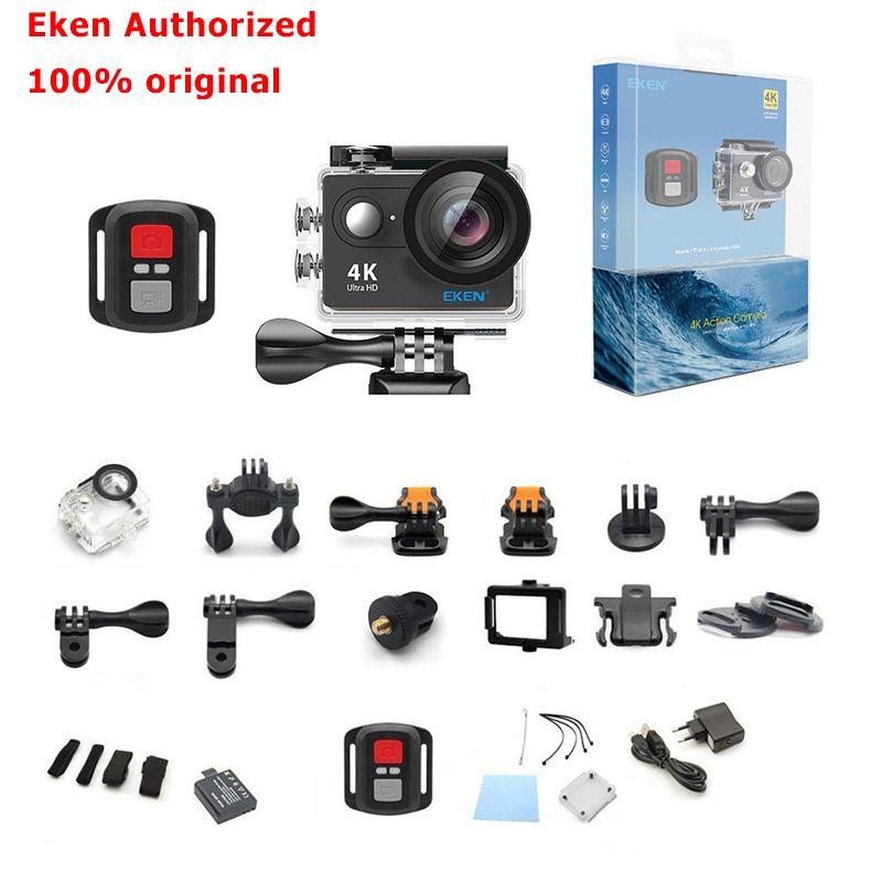 Eken 4K Action camera Original EKEN H9 / H9R remote Ultra HD 4K WiFi 1080P 60fps sports waterproof pro drone camera