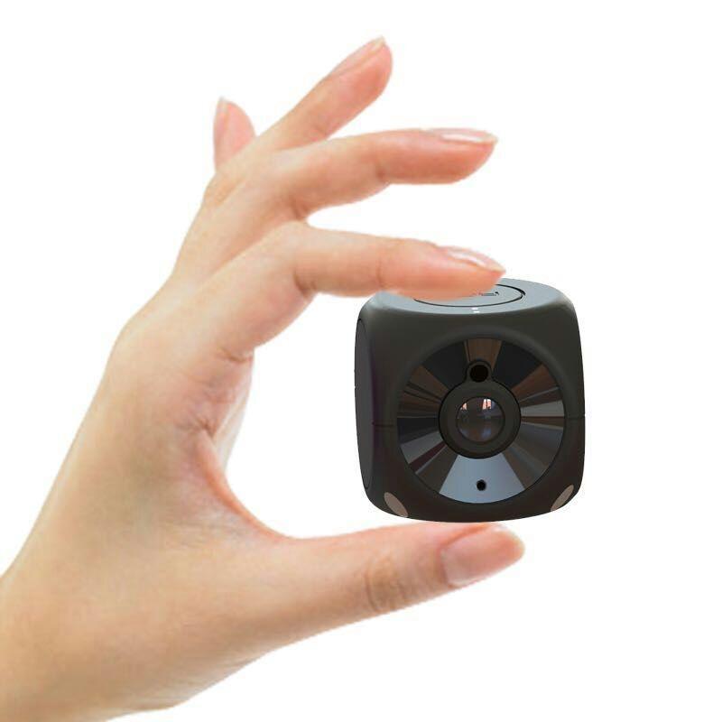 Volemer Mini caméra 1080 P caméra vidéo en direct Vision nocturne mini caméra