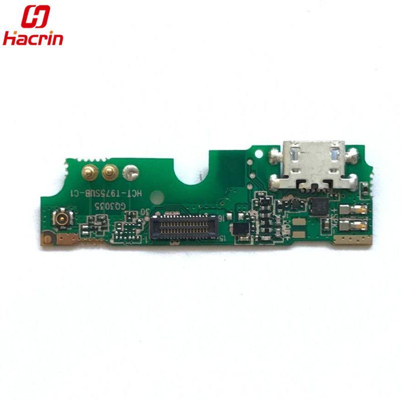 Ulefone Puissance 2 USB Conseil + Mic Microphone Charge port 100% nouveau usb carte de charge de prise l'assemblée remplacement pour Ulefone Puissance 2