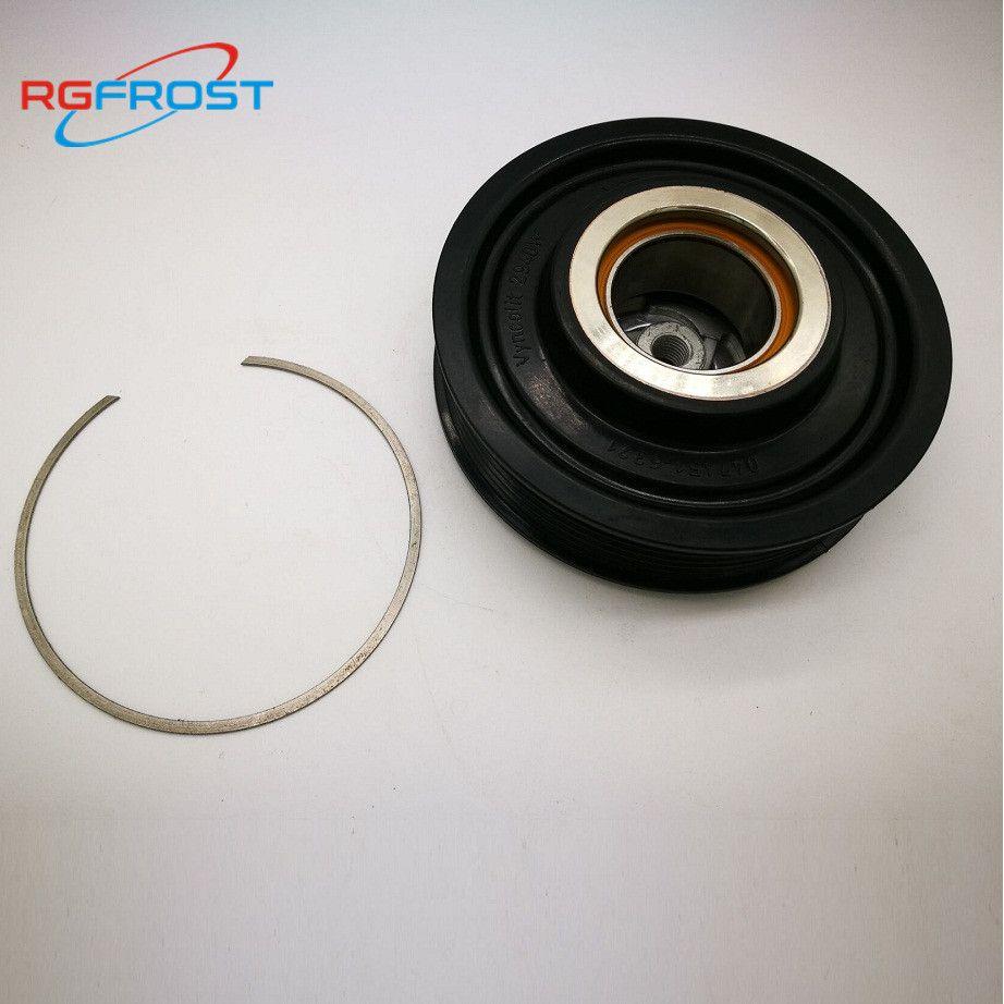 Auto AC Compressor Clutch for VW  Outside dia 115/110 High 40 6pk 35BD5222 8E0 260 805AS/8E0 260 805AJ