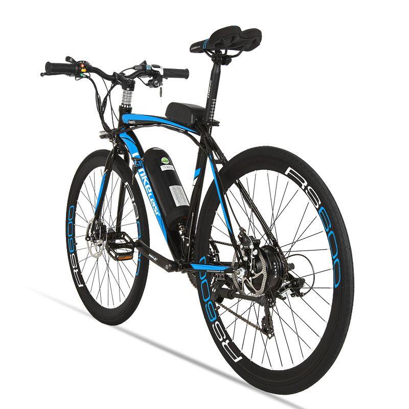 Elektrische straße fahrrad motorisierte 700c elektrische straßen ebike power elektrische straße fahrrad 36 V li-ion akku racing rennrad