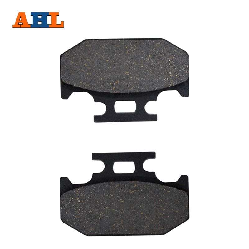 AHL Motorcycle Parts Rear Brake Pads Disks For SUZUKI TS 125 200 RM 125/250 DR 250 350 650 RMX 250