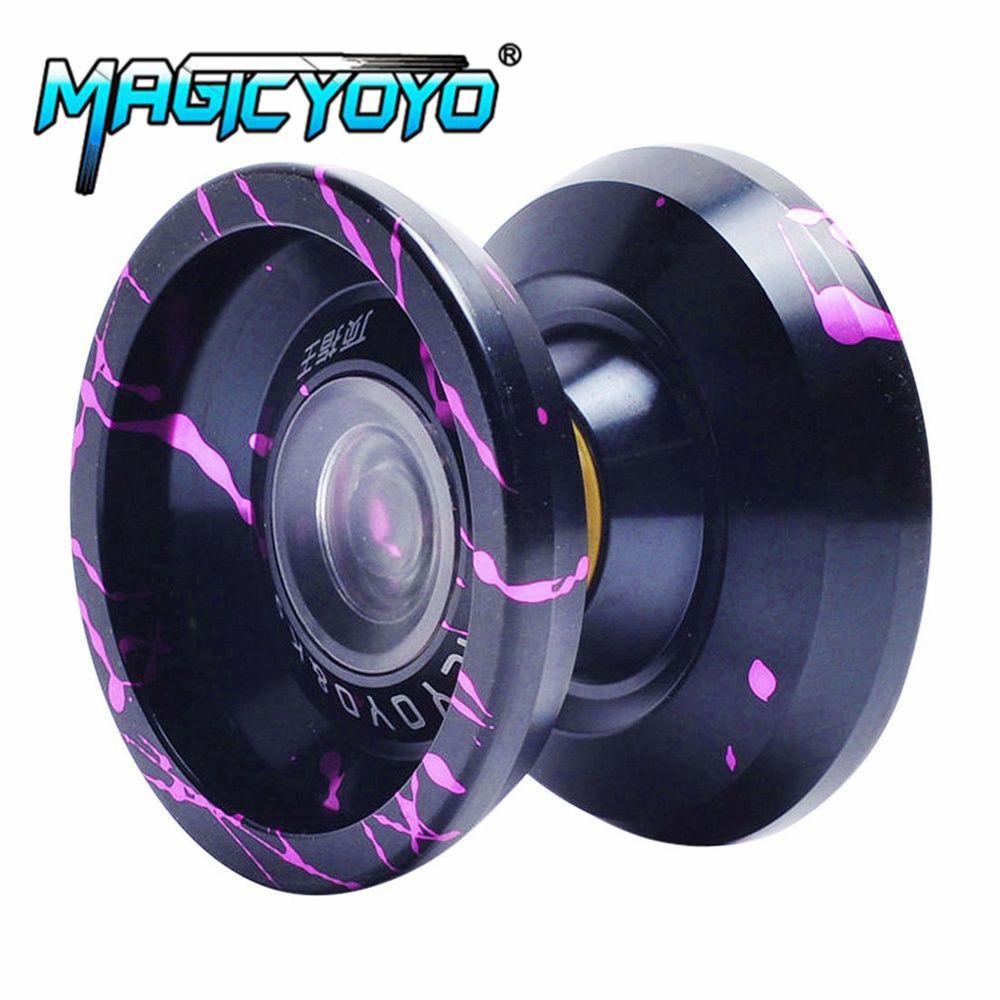 MAGICYOYO K9 The King Aluminum Alloy Professional Magic Yoyo YO-YO Classic Toys Gift For Kids Children