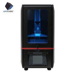 ANYCUBIC 3D SLA Plus Taille Imprimante Photon UV LCD Assemblé 2.8 ''Écran Hors-Ligne D'impression Impresora 3d Drucker impressora Stampante