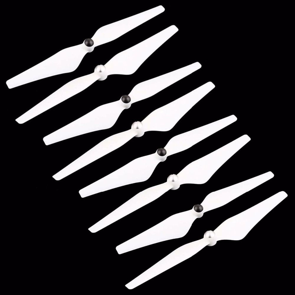 8pcs 9450 Propeller for DJI Phantom 3 Phantom 2 Drone 3A 3P 3S Upair Drone Self-Tightening Props Replacement Blade Spare Parts