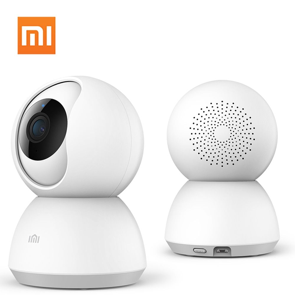 XIaomi 1080P Wireless Home Security IP Camera H.265 Two Way Audio Baby Monitor HD Mi Mini Smart Wi-fi Camera Wifi 2MP ip Camara