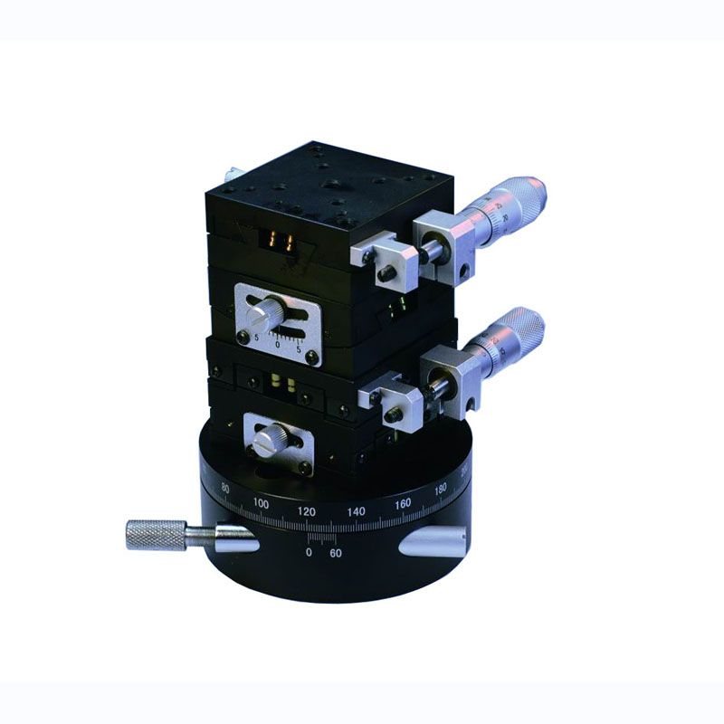 SDZ-503MP mehrachsige Positionierung Stufe, manuelle Mehrdimensionale Combinating Plattform, präzise Mobilstation