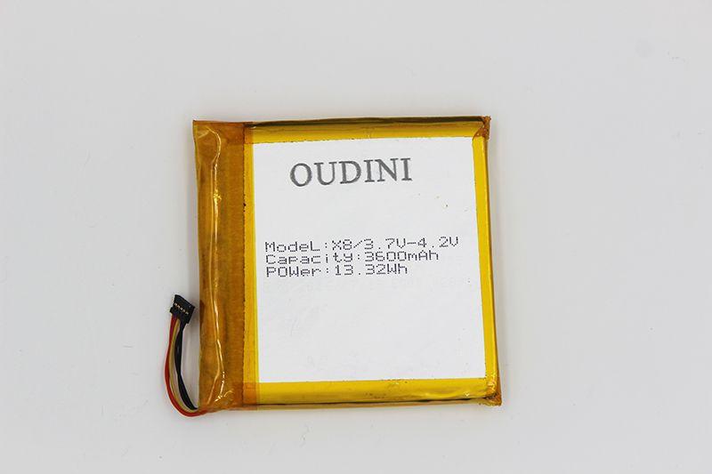 Oudini NEUE Ursprüngliche Ersetzen Recharger Batterie Für Land Rover X8 Batterie X8 batterie 3600 Mah