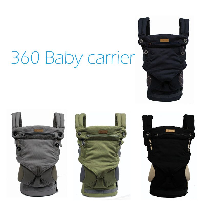 2018 Four Position 360 Baby Carrier Multifunction Breathable Infant Carrier Backpack Kid <font><b>Carriage</b></font> Toddler Sling Wrap Suspenders