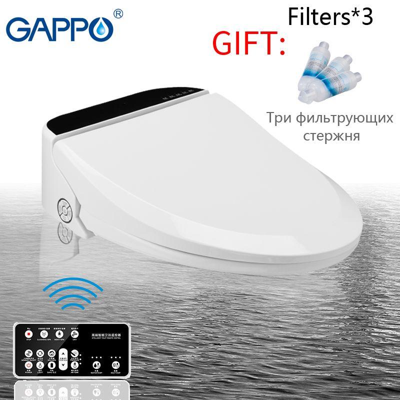GAPPO wc smart sitz wc-sitz bidet Elektrische wc sitze abdeckung Elektrische warme wc sitz abdeckung