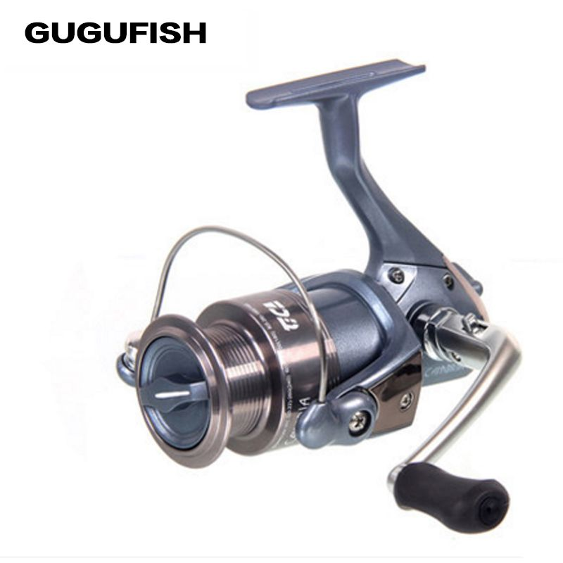 GUGUFISH Inshore 2000-5000 Spinning Fishing Reel Saltwater 10BB 5.8:1 Carbon Drag Fish Wheel with Spare Spool Halleluyah wheel