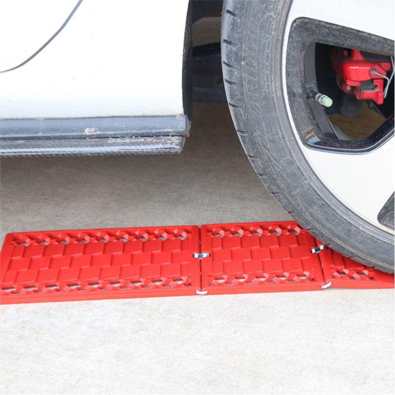3.5T Tyre Grip Tracks Car security Snow Mud Sand rescue Adjustable Honeycomb design Tires Grip Track Auto Winter Maintenance