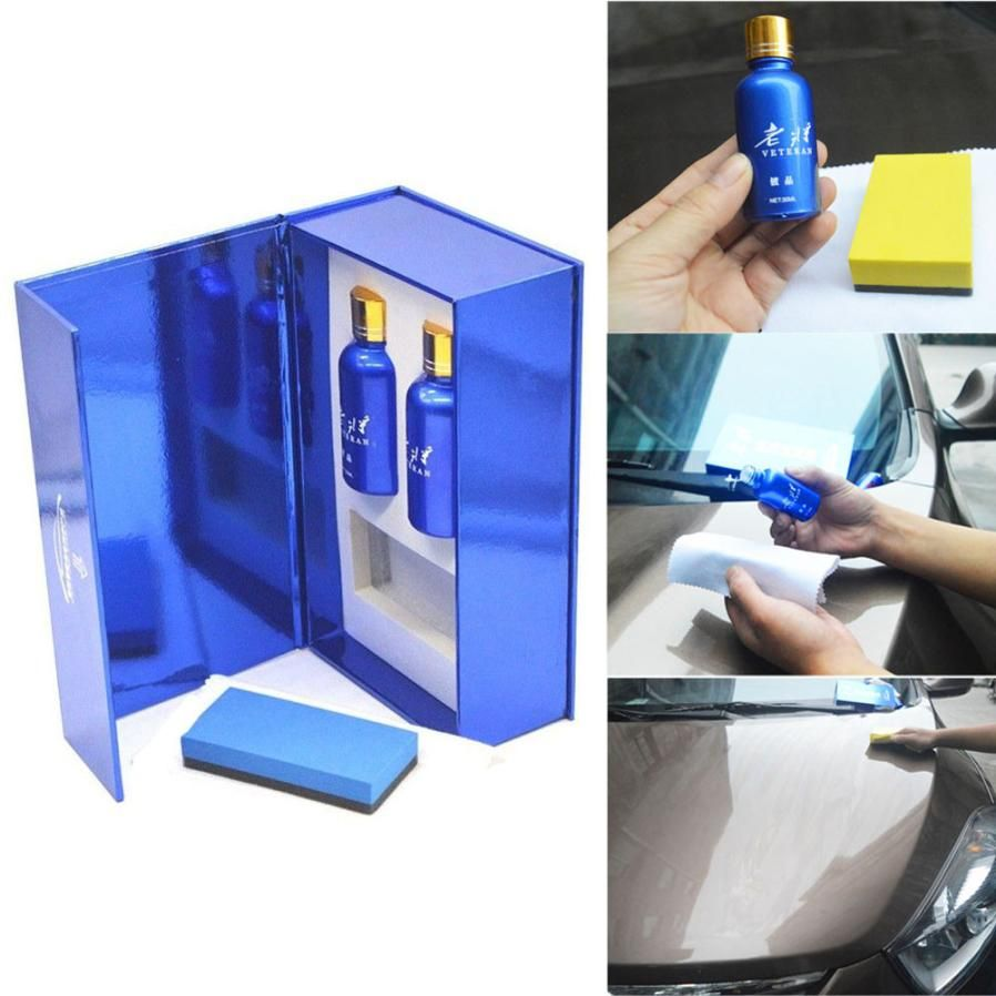 CARPRIE 9H Hardness Car Liquid Ceramic Coat Super Hydrophobic Glass Coating Car Polish Apr26 Drop Shipping