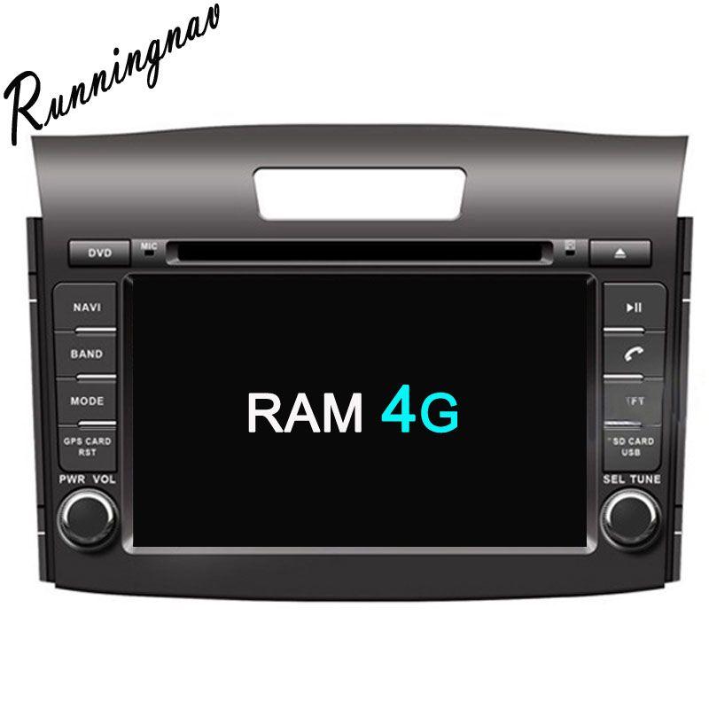 Android 8.0 Octa Core PX5/PX3 Fit Honda CRV 2012 2013 2014 2015 2016-Auto DVD Player Navigation GPS radio