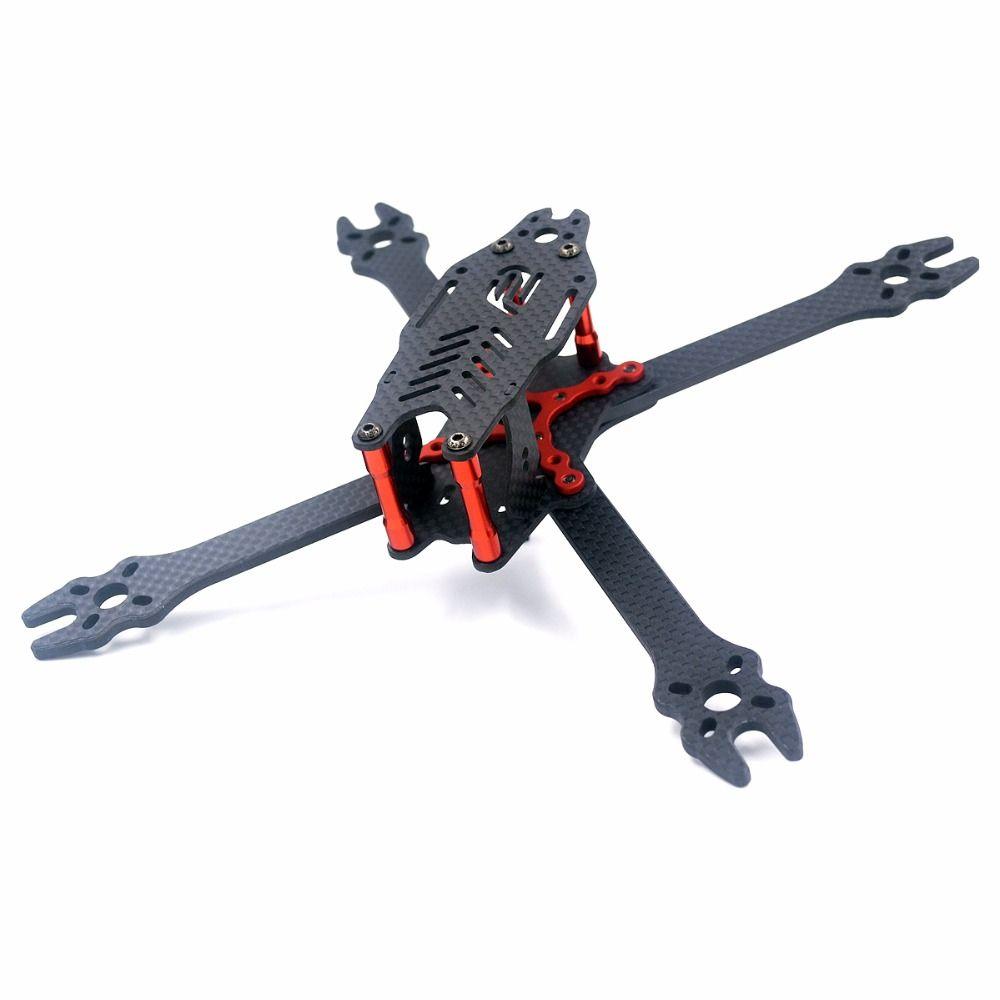DIY Мини FPV-системы F2 Mito 210 чистая рама из углеродного волокна поддержка F3 F4 полета Управление 2205 Двигатель 20A 30A 35a для гонки Drone Quadcopter