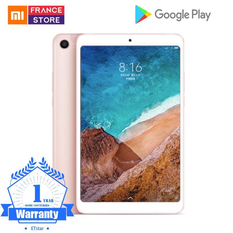 D'origine Xiao mi Pad 4 OTG mi Pad 4 tablettes 8 PC Snapdragon 660 Octa Core 1920x1200 13.0MP + 5.0MP Cam 4G tablette Android