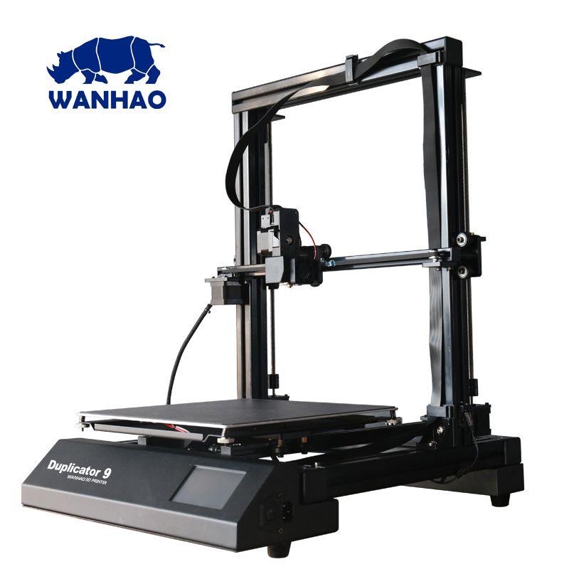 Neue 2018! Wanhao 3D Drucker Duplizierer 9 MARKE I-FDM 3d-drucker kaufen direkt von der fabrik