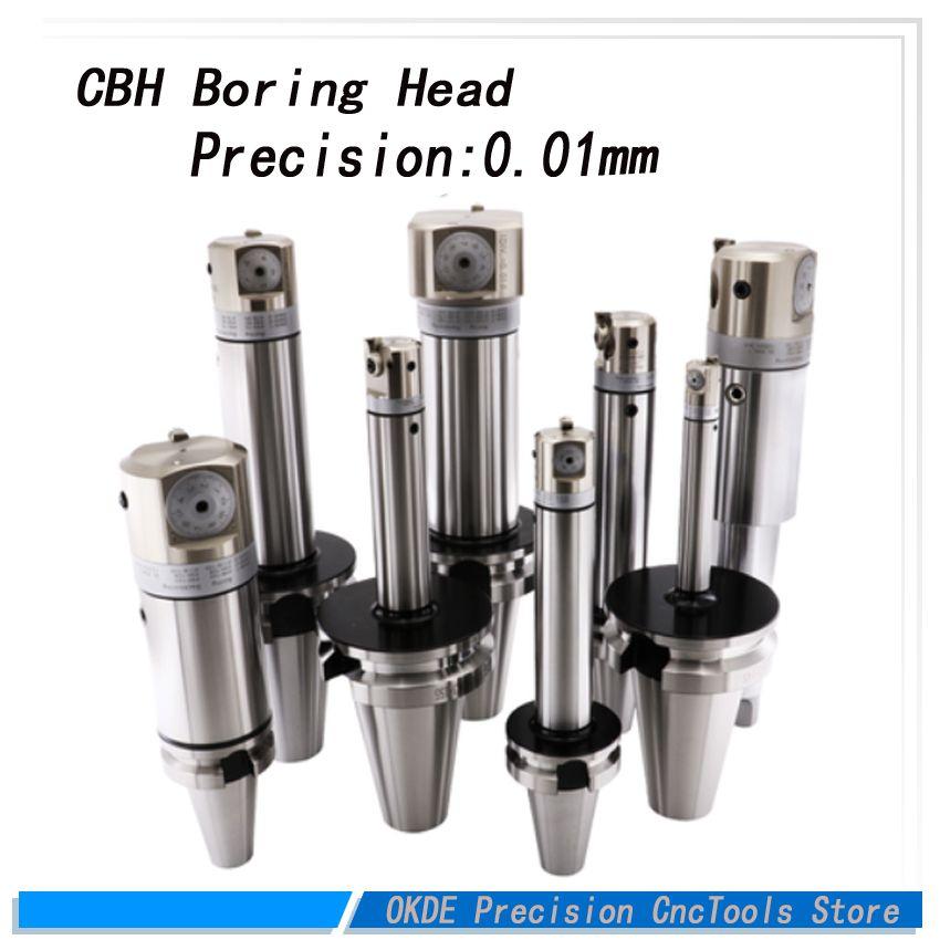 Hohe präzision CBH20-36 + 3 stücke einsatz halter bohrkopf finish 0,01mm 0,01mm Grade erhöhen CNC Mühle drehmaschine werkzeug maschine bar
