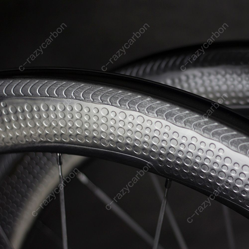Special Brake Surface Dimple Carbon NS W Wheels 2 Year Warranty 45/50/58/80mm Tubular/Clincher Carbon Wheel 700C Road Bike