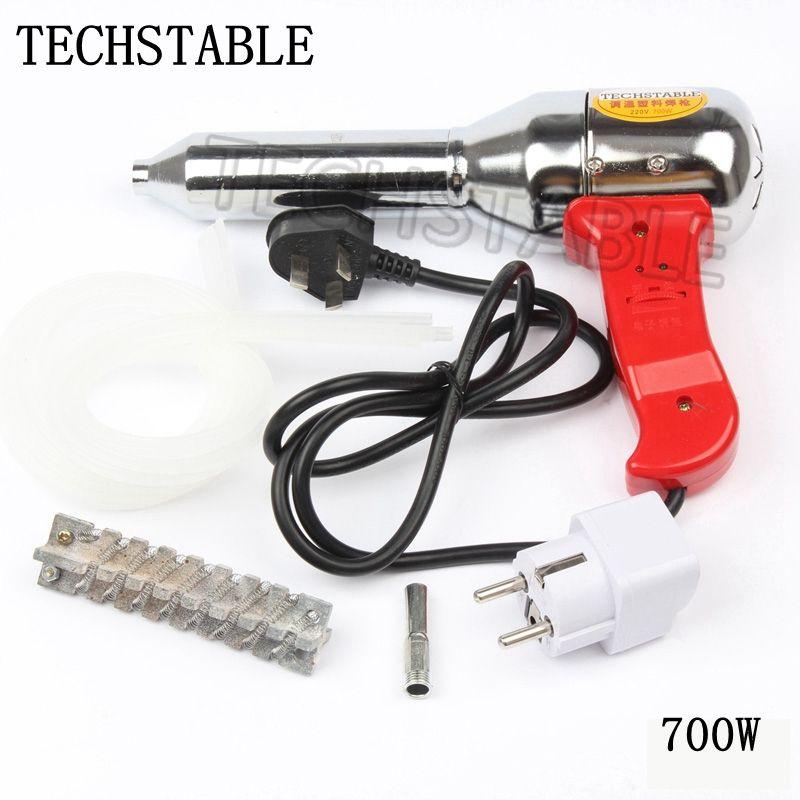700W plastic welding torch hot air gun 100-450 degrees voltage 220v-240v current 50-300L Min temperature High quality tool