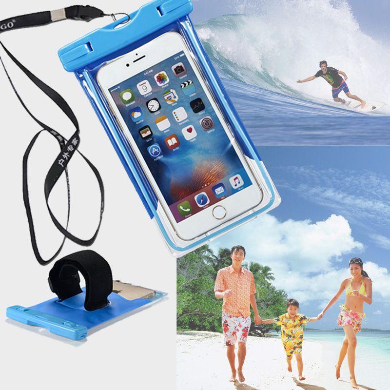 Für Xiaomi redmi hinweis 3 pro 32g 3 s 2 Fall-abdeckung Unterwasserkamera Für Handytasche Tasche Trockenen Tasche Transparent Wasserdicht Tauchen
