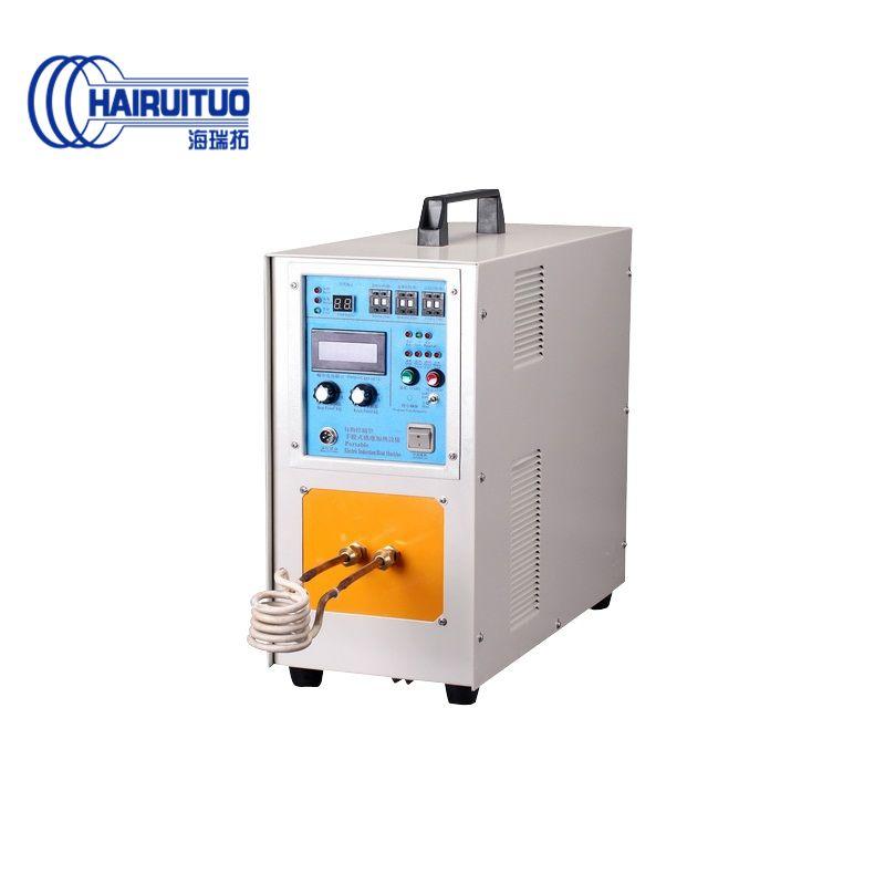 Induktion heizung maschine für abschrecken, schweißen, mini gold schmelzen maschine, hohe frequenz 15KW