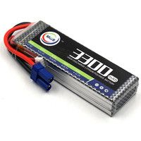 MOS RC LiPo Battery 11.1v 3300mAh 25C 3S Batteries For RC helicopter rc car rc boat quadcopter Li-Polymer batteria