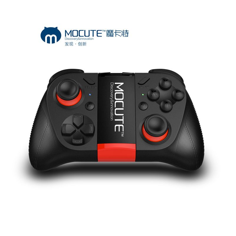 MOCUTE 050 Build in <font><b>battery</b></font> GamePad Joystick Bluetooth Controller Remote Control Gamepad for PC iso Android iphone gampad
