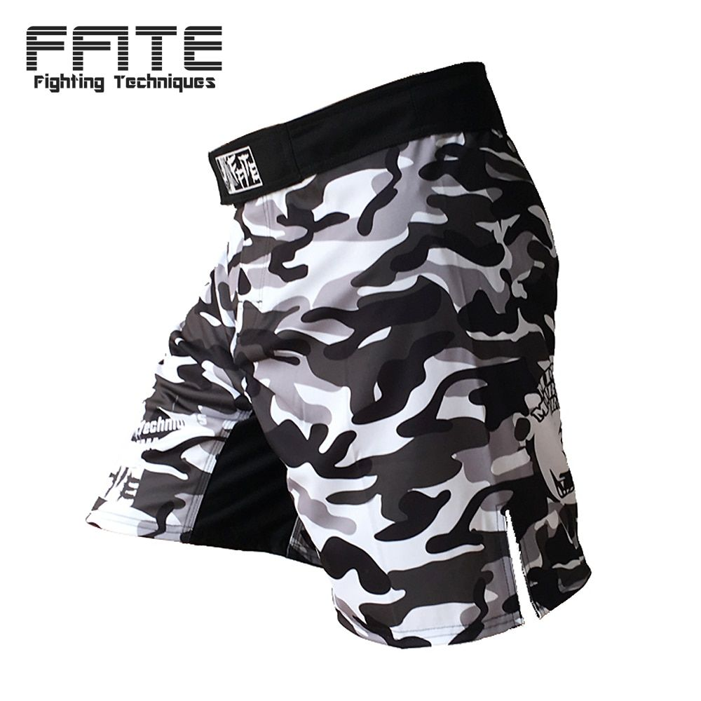 мма шорты мужчины короткие бой шорты кикбоксингу шорты для тренировок мужчин бокса кикбоксинг мма боев мужские спорт шорты мужские стволы ...