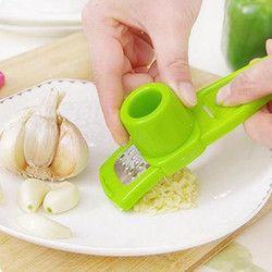 Многофункциональный мини давилка для чеснока имбиря измельчающая Терка рубанок Slicer режущий инструмент кухонные принадлежности Кухня Аксе...
