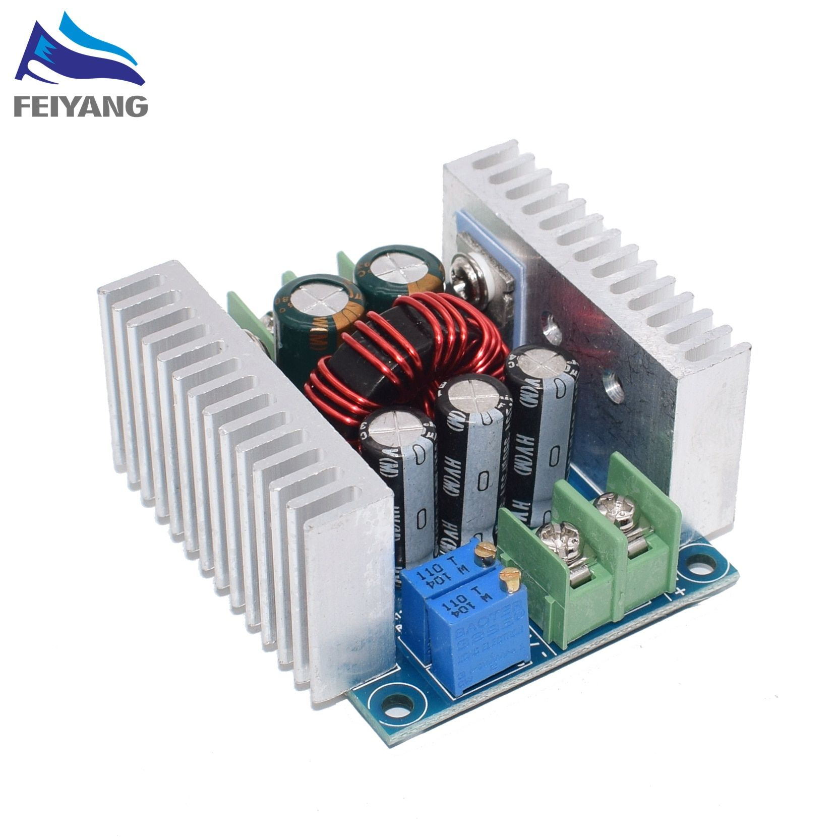 300 w 20A DC-DC Buck Converter Step Down Module Courant Constant LED Pilote Puissance Step Down Voltage Module Condensateur Électrolytique