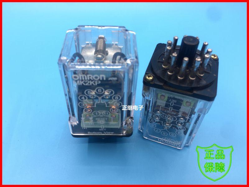 Original relay MK2KP 24VDC MK2KP AC220V