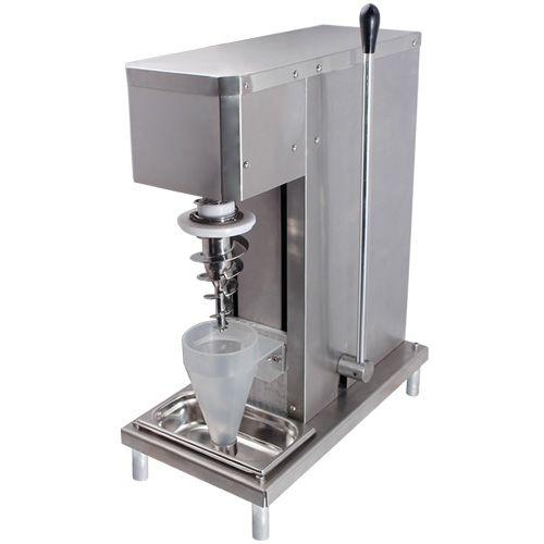 2019 obst Joghurt Eis Mixer Real Obst Eis Mischer Joghurt Eis Mixer Maschine
